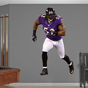 Ray Lewis Fathead Wall Decal